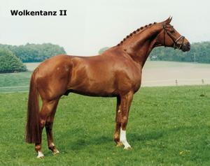 Wolkentanz II